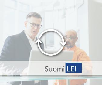 Suomi LEI - LEI-tunnuksen uusiminen