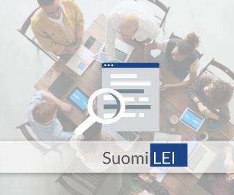 Koneellisesti luettavat LEI:t tasoittavat tietä luottamukselle yrityskaupoissa