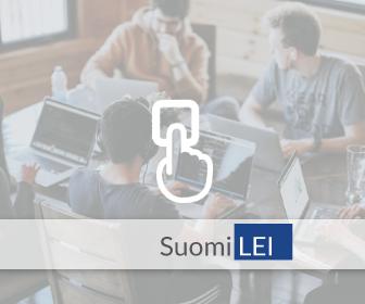 Suomi LEI - LEI digitaalisella aikakaudella